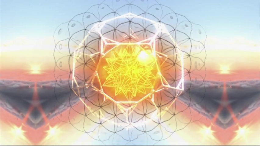 Heilige Geometry - Zeremonie der Ursprüngliche Unschuld