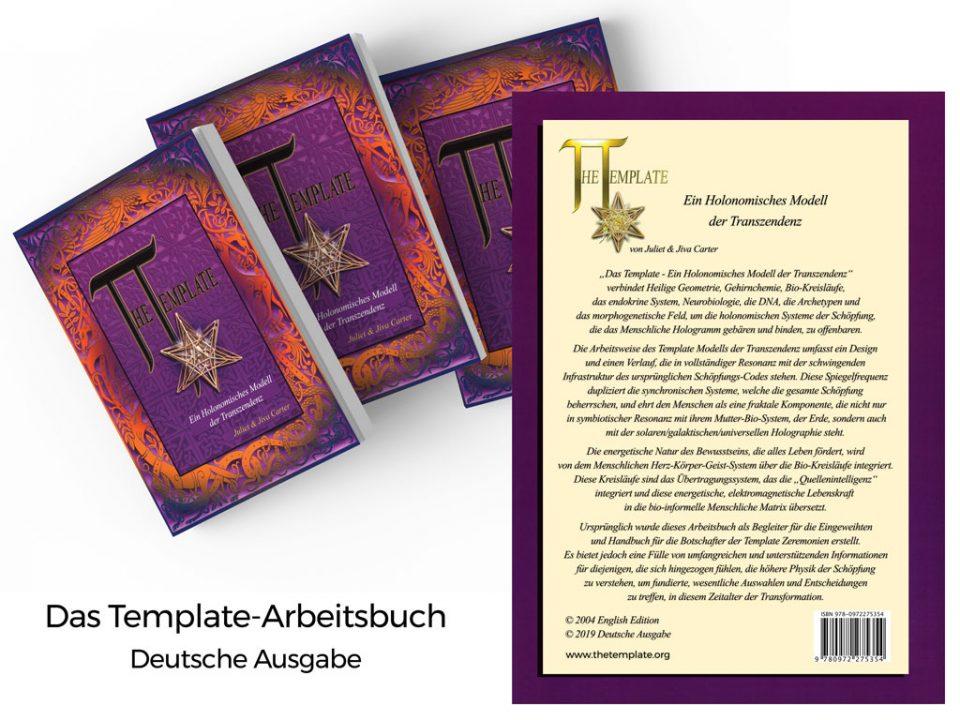 Das Template-Arbeitsbuch - Deutsche Ausgabe