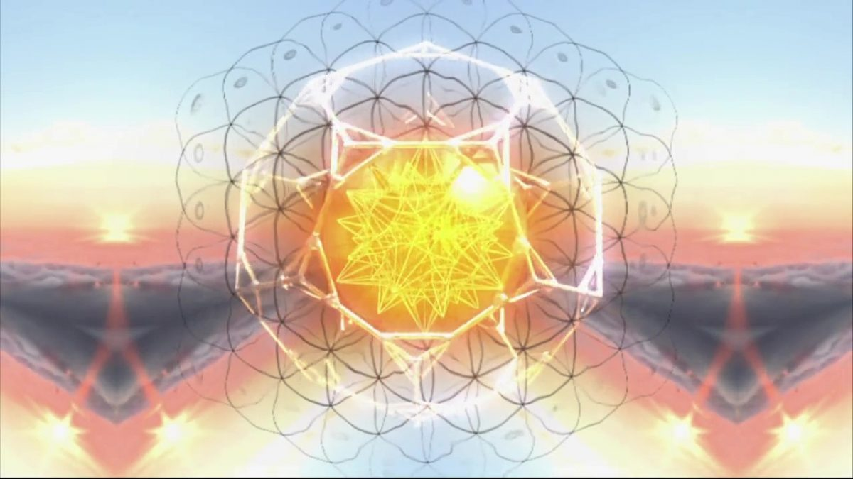 Sacred Geometry The Template 1st Ceremony of Original Innocence