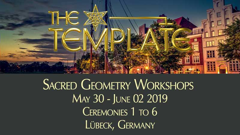 The Template Ceremonies 1-6 Lubeck Germany