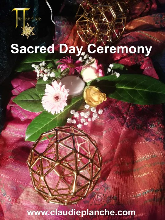 The Sacred Day Ceremony